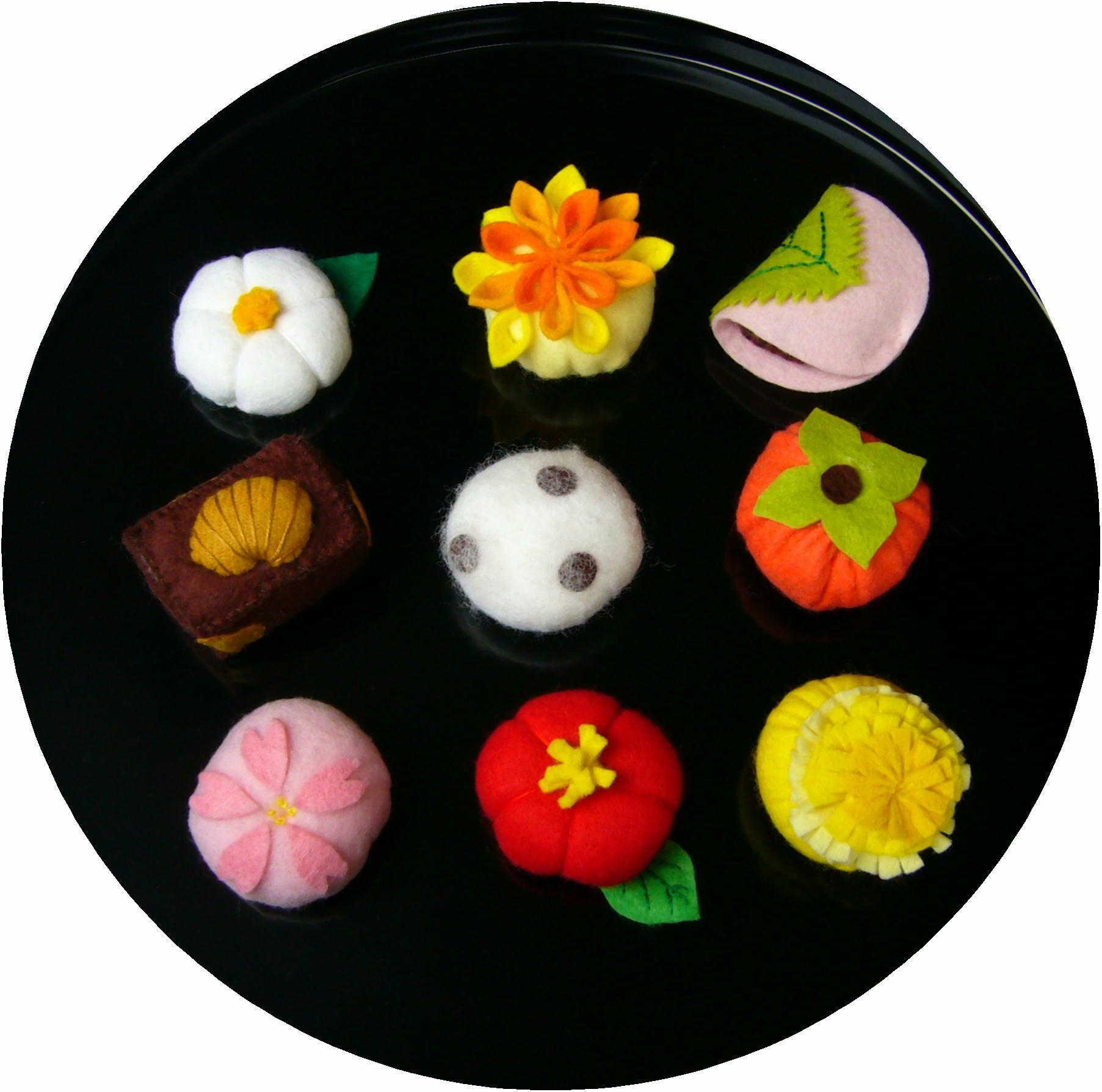 Wagashi Sweets : 2014の干支 : すべての講義